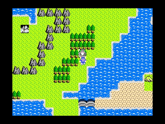 Hero Fantasy 2 Map